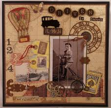ginas designs make it manly steampunk collage layout by nancy