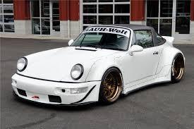 rwb porsche 911 1991 porsche 911 2 targa rwb 200731