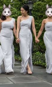 vera wang bridesmaid vera wang one shoulder bridesmaid dresses 2015 bridesmaid