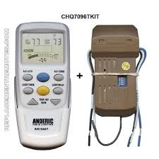 ceiling fan remote control kit buy anderic ceiling fan remote control kit thermostatic chq7096tkit