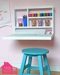 Small Kid Desk Taking A Stand Desk