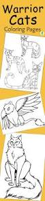 warrior cat coloring pages 9125