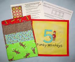 Sock Monkey Fabric Funky Monkey Fabric And Kits Admit One Fabrics