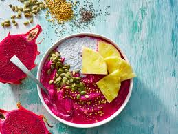 Fruit Bowl by Dragon Fruit Smoothie Bowl Recipe Cooking Light