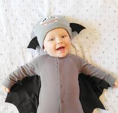 bat costume sew diy baby bat baby costume primary