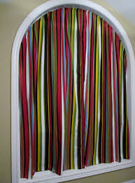 Arch Window Curtains Curtains On Arched Doorway Glif Org