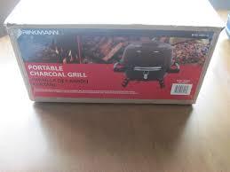 Brinkmann Portable Gas Grill by Brinkmann Portable Charcoal Grill 810 1001 S Ebay