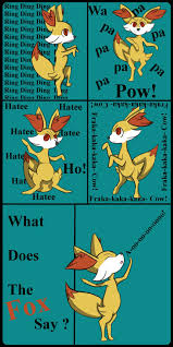 What Does The Fox Say Meme - what does the fox say by espressoshots on deviantart