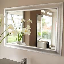 specchi con cornice best specchio cornice argento contemporary design and ideas