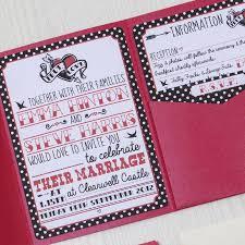 impressive rockabilly wedding invitations theruntime com