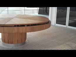 hstead fletcher capstan table feadship 1 capstan table cycle