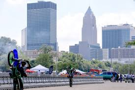 halloween city in cleveland ohio why cleveland u0027s 2 million dirt bike track plan deserves support