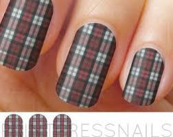leaf nail tattoos leaf nail decals nail art boho nails