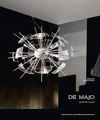 White Murano Chandelier by Advertising Campaigns On Murano Chandeliers De Majo Light Me