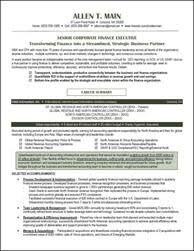 Accounting Resumes Examples by Resume Samples For All Professions And Levels