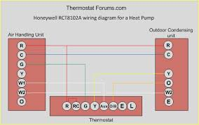 honeywell th4110d1007 wiring diagram old honeywell thermostat