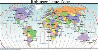 map of time zones in the usa printable us map