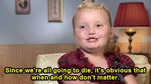 Honey Boo Boo Meme - honey boo boo philosophy