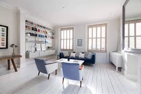 scandinavian style of all saints road apartment in london