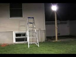 500 watt halogen light upwc 500 watt halogen arena lights camera test youtube