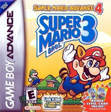 gba 4 android mario advance 4 mario bros 3 v1 1 gameboy