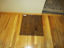 what color of flooring goes with honey oak cabinets floors with light trim how to work with honey oak trim