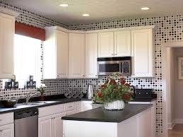 Small Kitchen With White Cabinets Small Kitchen Ideas With White Cabinets