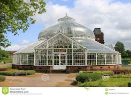 people u0027s palace and winter gardens glasgow royalty free stock