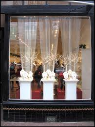 Best Christmas Store Window Decorations by 187 Best Christmas Windows And Displays Images On Pinterest