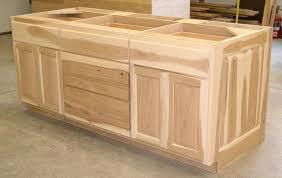 Base Cabinets For Kitchen Island Kitchen Island Cabinet Base Unfinished Kitchen Island Base
