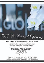 events u2014 glo nail bar
