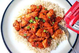 p f chang u0027s orange peel chicken copycat dinner then dessert