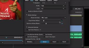 export adobe premiere best quality best video export settings for youtube in premiere pro cc 4k shooters
