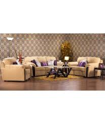Purchase Sofa Set Online In India Hometown Ohio Fabric 3 2 1 Sofa Set Buy Hometown Ohio Fabric 3 2