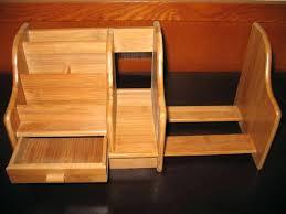 Bamboo Desk Organizer Bamboo Desk Organizer Bamboo Expandable Office Organizer Pen Zen