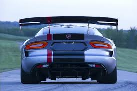 dodge viper race car 2016 dodge viper acr is the racecar ny