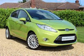2011 ford fiesta titanium squeeze green lime youtube