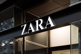 siege inditex opening announcement zara store at glendale galleria