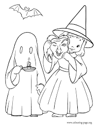 halloween halloween costumes witch ghost coloring