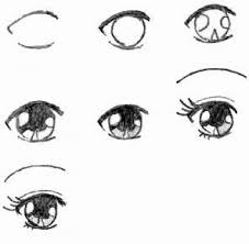 draw anime eyes draw wow drawing