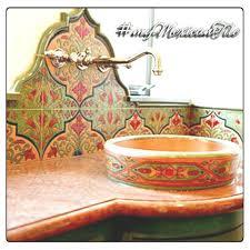 Mexican Tiles Talavera Tile Murals Toilets  Sinks - Mexican backsplash tiles
