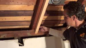 how to convert a conventional flat ceiling into a vaulted ceiling