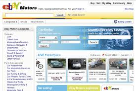Ebay Motors Uk | ebay motors used car internet seller s guide auto express
