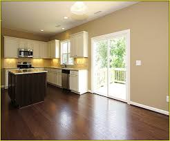 what color should i paint my kitchen walls with brown cabinets