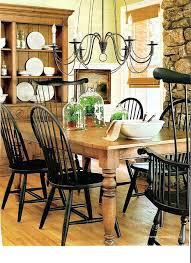 Dining Room Furniture Ethan Allen Dining Table With Black Chairs Ethan Allen Farmhouse Table And