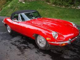jaguar classic classic jaguar e type worth 100 000 found in a barn business