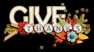 being thankful during the thanksgiving season