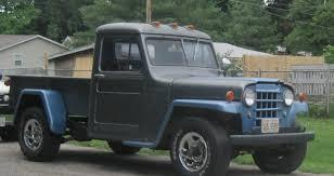 jeep truck ella mae u0027s old jeep truck