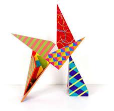 Origami Paper Works - gloria garfinkel s origami interpretations featured at discovery