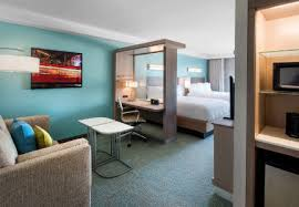 Downtown San Diego Hotels SpringHill Suites San Diego Downtown - Two bedroom suites in san diego